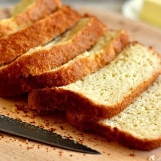 Homemade Gluten-Free Bread {Dairy-Free Option}.