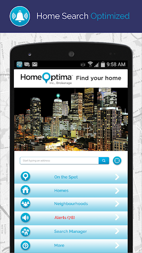 HomeOptima Real Estate Homes