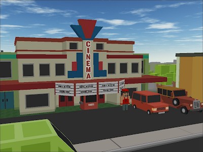 City Bus Craft Simulator screenshot 14