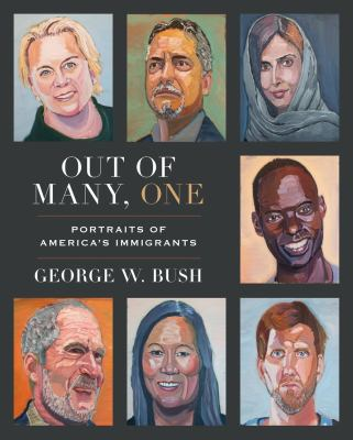 Cover for Out of Many, One