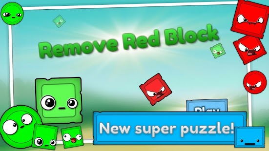 Puzzle Games: Remove Red Block- screenshot thumbnail
