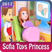 Sofia Toys Princess Kids