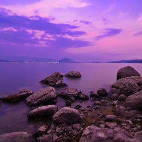 last ray by Muzakhir Rida - Landscapes Sunsets & Sunrises