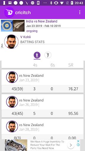cricket live ipl score screenshot 3