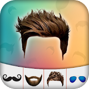 Man Hairstyle Photo Editor Man Hairstyle Salon Apps On Google Play