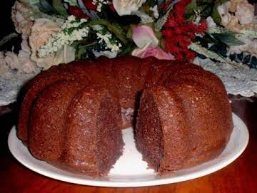 Mom's Original Hershey Cake Recipe (1955)