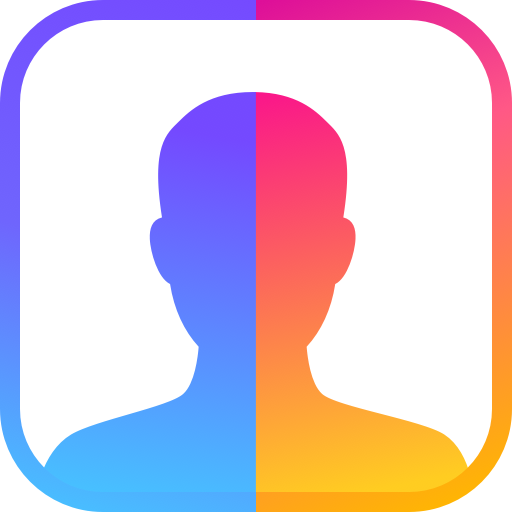 FaceApp - AI Face Editor Icon