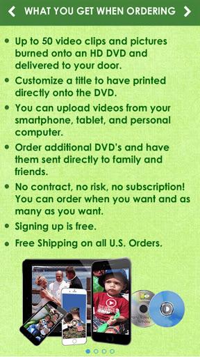 Burn Video -Your Videos on DVD 10.5.0 screenshots 2