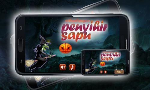 Petualangan Penyihir Sapu FREE screenshot 2