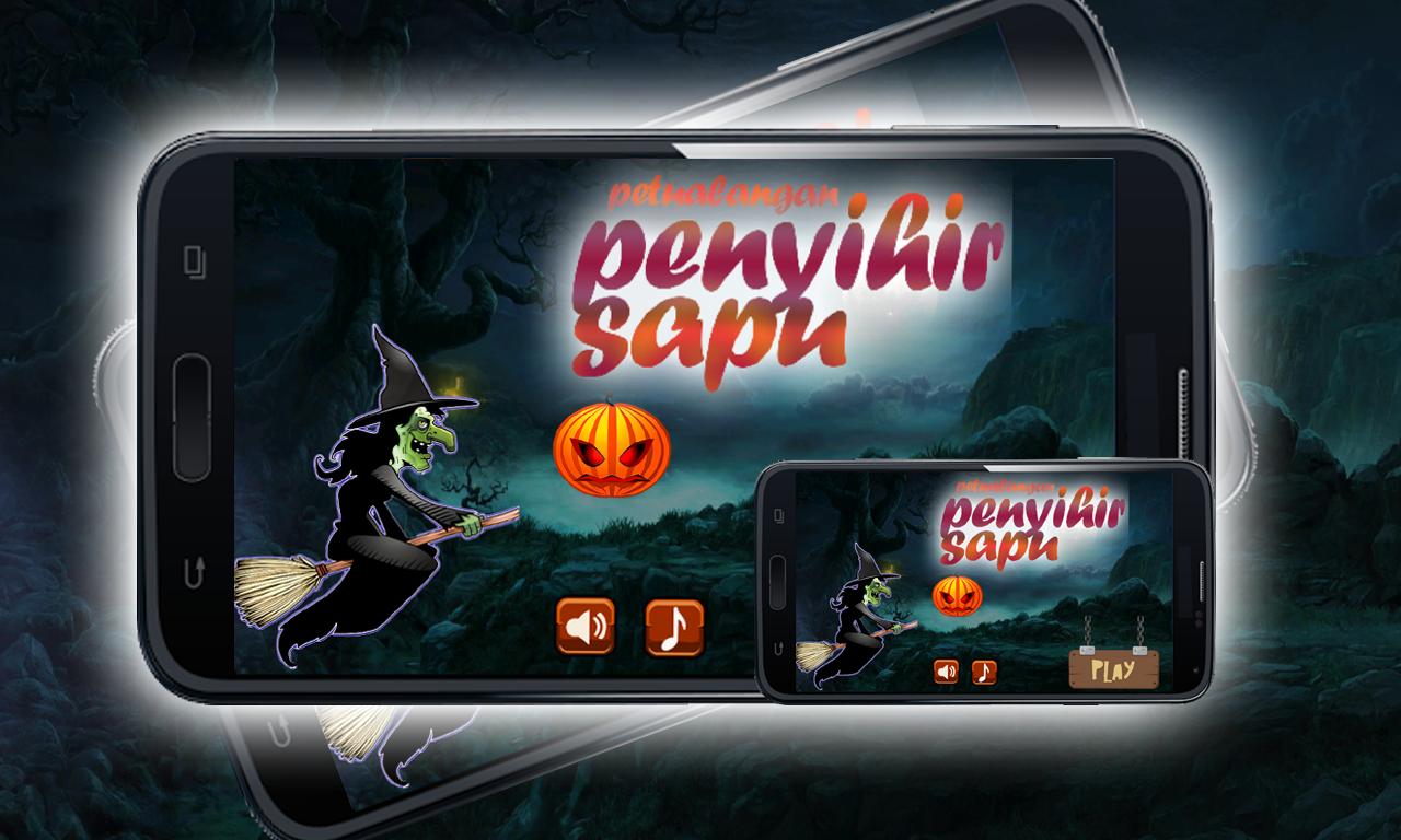 Petualangan Penyihir Sapu FREE Apl Android Di Google Play