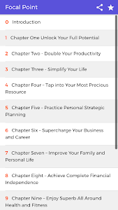 Focal Point by Brian Tracy 1.0.4