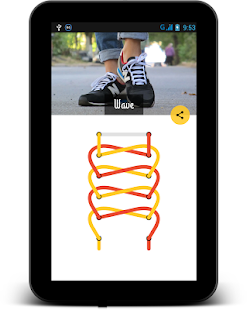Shoes Lacing - Shoelaces Guide- screenshot thumbnail