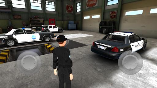 Police Car Drift Simulator 1.8 screenshots 3