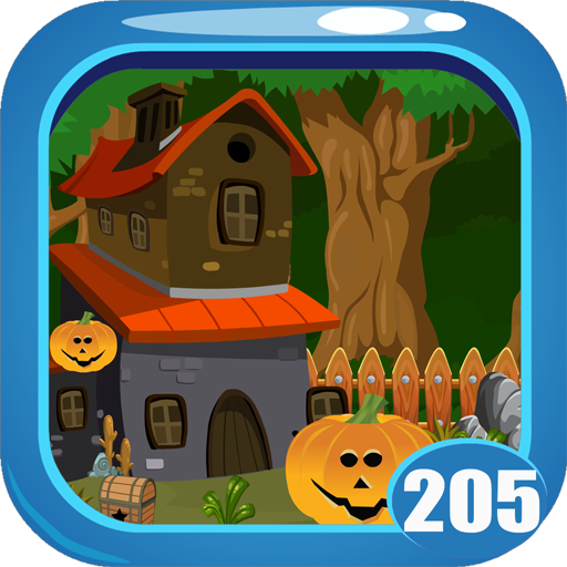 Witch Rescue From The Old House Game Kavi - 205