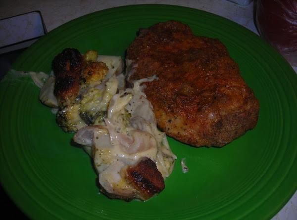 Spiced Up Pork Chops Recipe