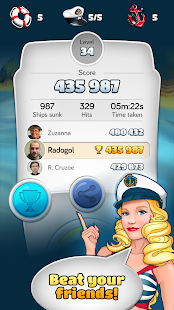 Puzzle Fleet: Clash at Sea Screenshot 7