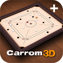 Carrom 3D icon