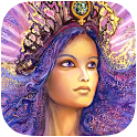 Mystical Oracle Cards icon
