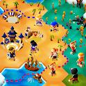 Hexapolis: Turn Based Civilization Battle 4X Game icon