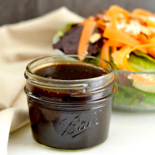 Maple Balsamic Vinaigrette (Paleo)