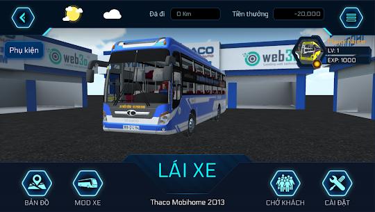 Bus Simulator Vietnam MOD (Unlimited License) 1