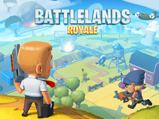Battlelands Royale poster