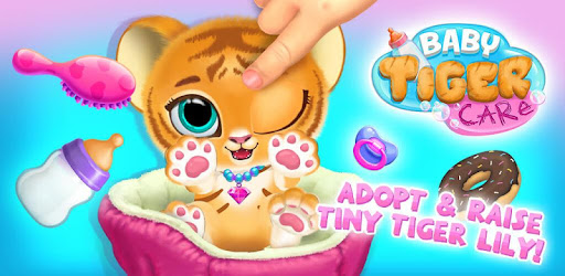 Приложения в Google Play – <b>Baby</b> Tiger Care - My <b>Cute</b> Virtual Pet ...