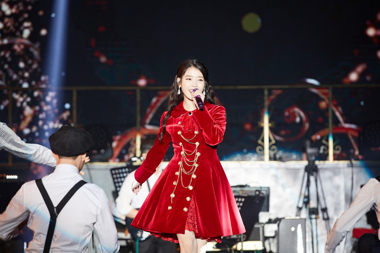 IU in Hong Kong 3