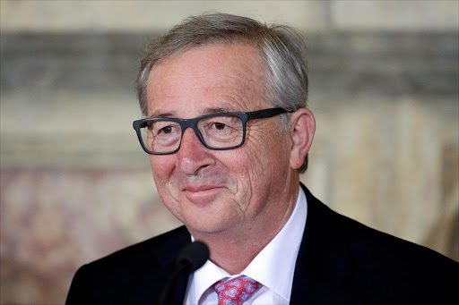 European Commission president Jean-Claude Juncker.  Picture: REUTERS/MAX ROSSI