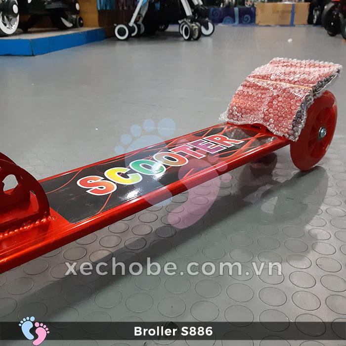 Xe trượt Scooter Broller S886 8