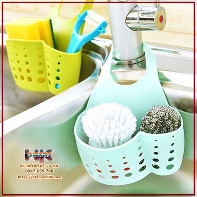 giỏđựng giẻ rửa bát