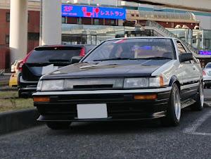 カローラレビン AE86 S62年 GT-APEXのカスタム事例画像 ae86kiwamiさんの2018年11月26日08:59の投稿