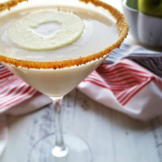 Apple Pie Martini.