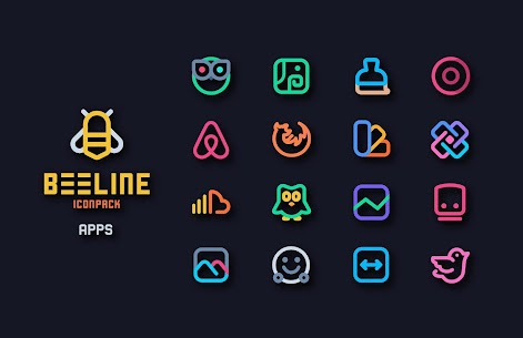BeeLine Icon Pack 5