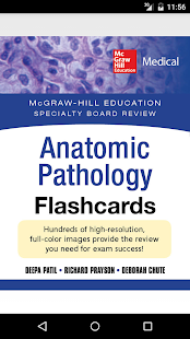 Anatomic Pathology Flashcards Screenshot