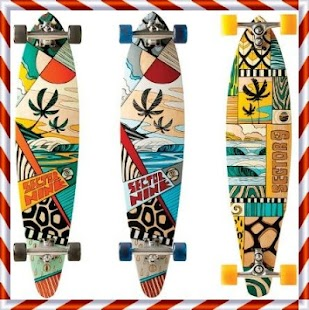 skateboard design ideas screenshot thumbnail - Skateboard Design Ideas