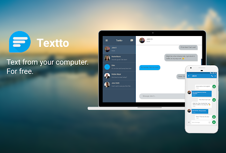 Textto - Text From Your Computer Screenshot