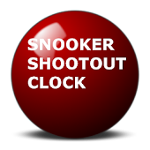Snooker Shootout Clock