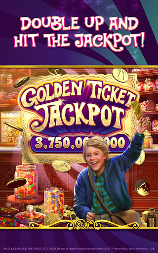 Willy Wonka Slots Free Casino screenshot 19