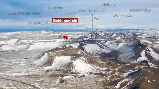 Further Developments At Geldingadalir
