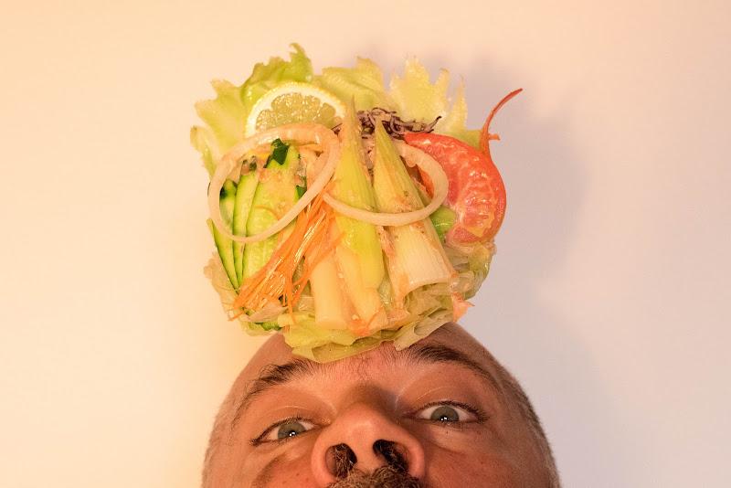 Una bella insalata. di Cristhian Raimondi