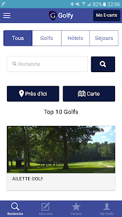 Golfy- screenshot thumbnail