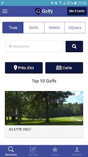 Golfy - náhled