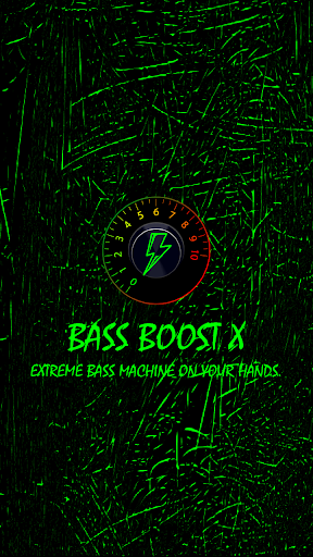 Bass Boost X 1.3.5 screenshots 1