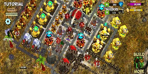 u2623ufe0f Clash Of Orcs u26faufe0f City Building Defense War TD 3.42 androidappsheaven.com 12