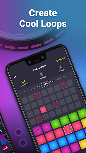Drum Pad Machine - Beat Maker & Music Maker 2.8.1 screenshots 3