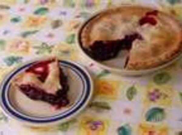 Razzleberry Pie Recipe