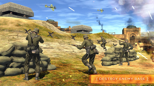 US Counter Terrorist Attack: Free Gun Games Apk 2