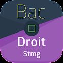 Droit Bac STMG 2016 icon