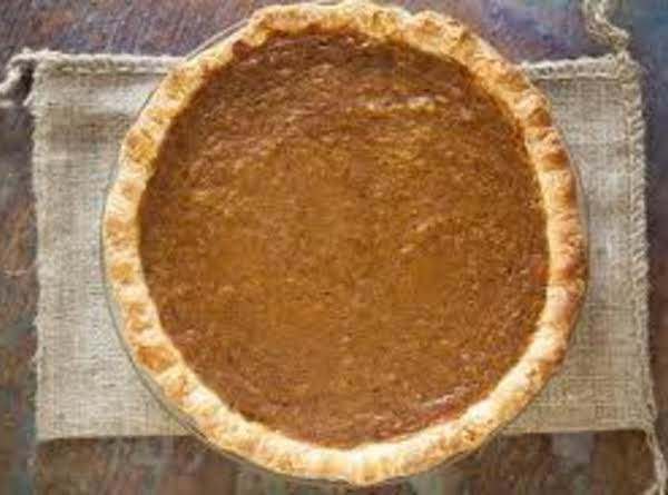 Paradise Pumpkin Pie Recipe